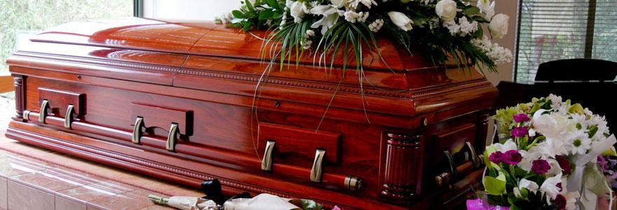 Les pompes funebres